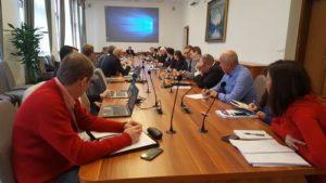 Druhý kulatý stůl k ZOP na Ministerstvu dopravy ČR